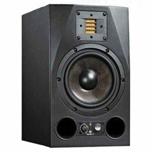 Adam Audio A7X 100W Noir Haut-Parleur – Hauts-parleurs (2-Voies, avec Fil, XLR, 100 W, 42-50000 Hz, Noir)