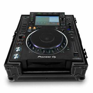 Audibax PRO-12 Valise FlightCase pour mélangeurs et CD 12″