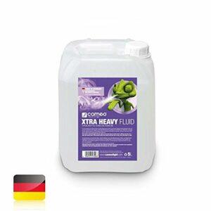 Cameo Fluide anti-brouillard très haute densité et très longue durée de vie. Xtra Heavy Fluid 5 Liter