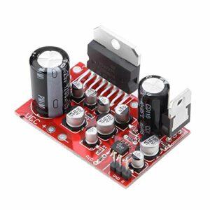 Carte d'amplificateur audio, petite carte d'amplificateur de puissance durable fiable et efficace, pour les instruments de musique d'amplification du son de la musique