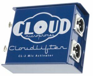 Cloud Microphones Cloudlifter CL-2 Préamplificateur pour Microphone