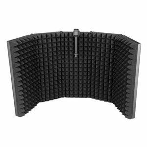Colcolo Panneau Isolateur de Bouclier D'isolation de Microphone de Studio