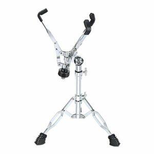 Colcolo Support de Batterie de Plancher En Métal pour L'ajustement Des Accessoires de Percussion de Caisse Claire