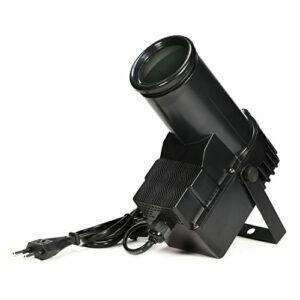 Donner Projecteur à Effets pour Scène DMX 10W Lampe LED de Scène Projecteur Lumière de Scène 4 Couleurs RGBW