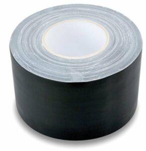 Hosa Gft459Gaffers ruban 10,2cm Noir, 54,9m