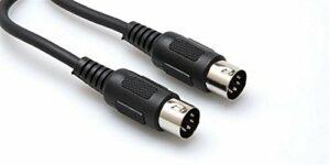 Hosa MID-325BK Câble MIDI Noir