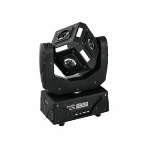 LED MFX-3 Action Cube RGBW Beam Moving Head