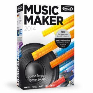 MAGIX Music Maker 2014 [import allemand]