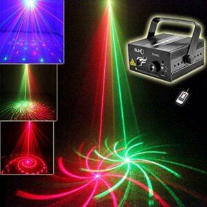 NBVCX Accessoires pour la Maisonlumières de scène de fête lumière de scène LED 2 Trous 12 Diagramme d'activation scène de Noël pour Lampe Maison Bar Ktv
