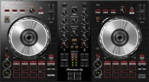 Pioneer DJ Contrôleur DJ DJ Noir (DDJSB3)