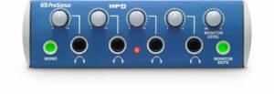 PRESONUS – HP4-ampli casque 4 canaux 0.3u