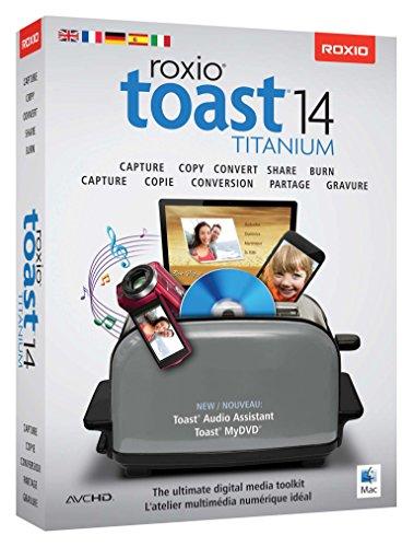 Roxio Toast Titanium 14