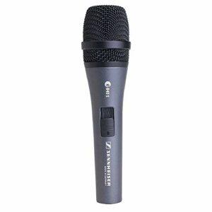 Sennheiser E845S Micro dynamique de chant super cardioïde avec interrupteur