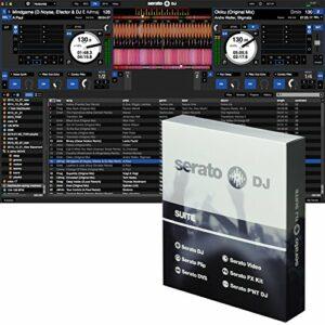 Serato DJ Suite PDF serial