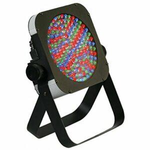 Slim PAR56LED par Can uplighter 10mm RGB LED DMX, [Import anglais]