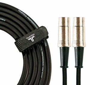 Tourtech Câble MIDI en métal 6 m