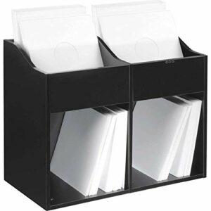 Zomo VsBox200/2 Boite de 200 disques Noir