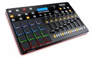 AKAI Professional MPD232 – Contrôleur USB MIDI avec 16 Pads Type MPC sensible à La Vélocité et Step-Séquenceur 32 Pas + Série de Logiciels de Création Incluse