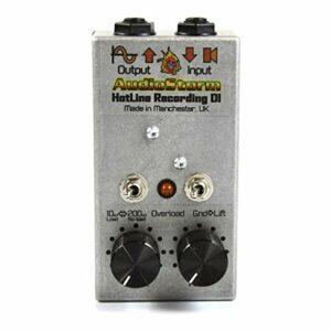 Audiostorm Atténuateur d'enregistrement Hotline DI pour ampli de guitare