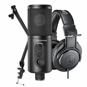 Audio-Technica Creator Pack