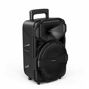 BOMAKER Système de Sonorisation Bluetooth Portable PA03
