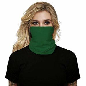 Briskorry Face Shield Cover Bandana Protège-dents multifonction étanche à la poussière Protection UV Respirant été