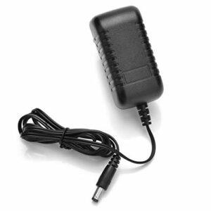 CARGADOR ESP ® Adaptateur Secteur Alimentation Chargeur 27V Compatible avec Remplacement Aspirateur Conga Cecotec Conga ThunderBrush 620 Immortal Battery 22,2V 22.2V Model 05115 câble d'alimentation