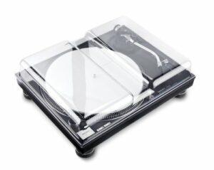 DeckSaver SL1200/1210 Coque de protection incassable pour Equipment DJ/VJ Transparent