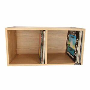 ENOVA VINYLE BOX 240SWE – meuble bois pour 240 vinyles