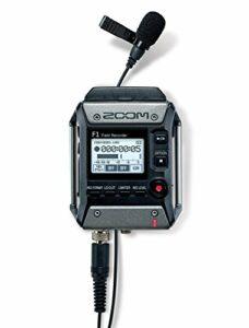 Enregistreur numérique multipiste Zoom F1-LP