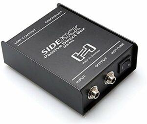 Hosa DIB-443 Sidekick Boîte Direct Passif