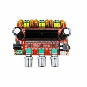 LITAO-XIE, 1PC TPA3116D2 Power Audio Audio Board 50W * 2 + 100W 2.1 Amplificateurs sonores de Subwoofer Digital Subwoofer Accueil Théâtre TPA3116