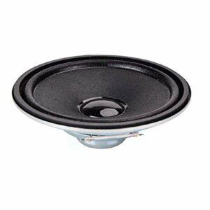 LITAO-XIE, 2pcs 77mm Haut-Parleur Audio Portable 16 Core 2Ohm 5W Midrange Treble Haut-Parleur Rond NDFEB Magnétiques Haut-parleurs DIY