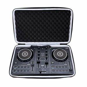 LTGEM EVA Dur Étui de Voyage Porter Housse pour Pioneer DJ DDJ-200 Smart DJ Controller – Protectrice Cas