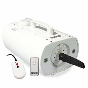 Machine à neige artificielle à LED pour Evenements, Décoration Noël – 420W – Capacité 550ml – FXLAB G002GSS