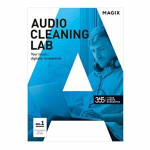 MAGIX Audio Cleaning Lab – 2017 – Remasterisation numérique [Téléchargement]