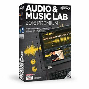 Magix Software für Musik/Video [import allemand]