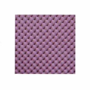 Matériau réducteur de bruit 20PCS Home Studio Traitement Soundproof Accessoires Panneau mural mousse Carrelage intérieur insonorisation mur Tiles Taille: 50 * 50 * 3.5CM Peut être utilisé dans les tuy