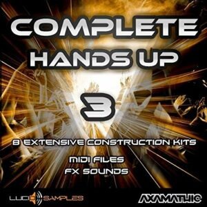 Music Production We proudly present 8 new Hands Up construction kits from Axamathic. As previous two parts this is a widely….