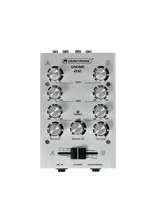 Omnitronic GNOME-202 argent