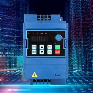Oumefar Contrôleur de fréquence Universel de pièces industrielles pour Moteur triphasé 380V