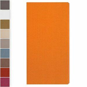 Panneau acoustique»Brushed Pro M»: 116 * 58 * 6.5cm, Orange