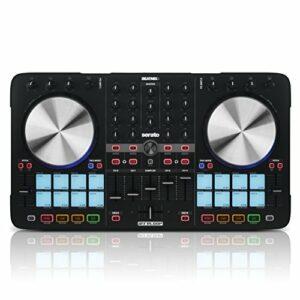 Reloop Beatmix 4 MK2 – Contrôleur DJ Serato Performance Pad à 4 étages, facile à brancher et à utiliser