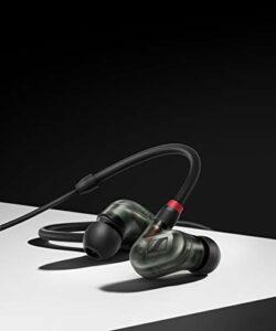 Sennheiser Moniteur audio intra-auriculaire IE 400 Pro Smokey Black