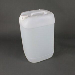 showking Liquide fumigène P Made in Germany, 25 litres, Haute densité, Longue durée de Vie – Produit pour Machine à fumée
