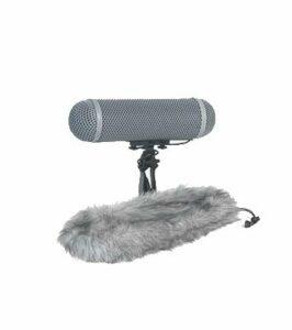 Shure A89Sw – Kit Rycote Kit Pare – Brise pour Vp89S et Vp82