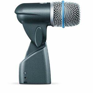 Shure BETA 56A Microphone Noir, Argent