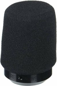 Shure Microphone Mount (A2Ws – Blk)