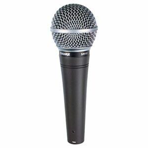 Shure SM48LC–SM48LC Microphone professionnel sm-48lc