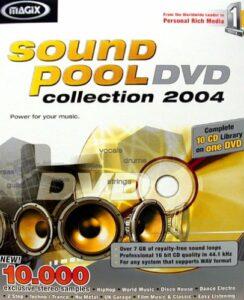 Soundpool DVD collection 2004